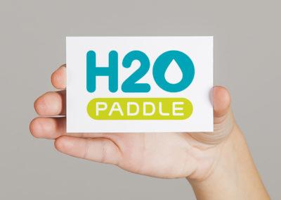 Logo H2O Paddle
