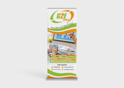 Roll up G2E Sud-Est