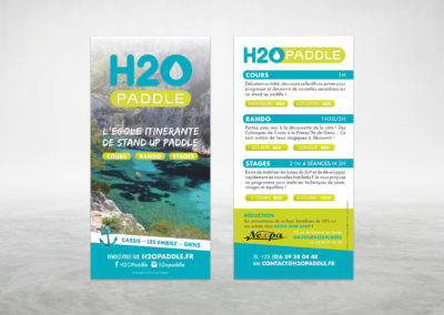 FLYER 2017 H2O Paddle