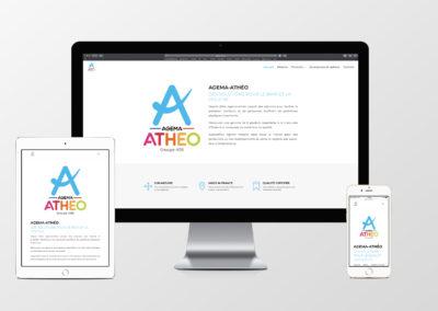 Site internet Agema-Athéo